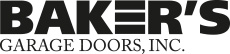Baker's Garage Doors Inc logo