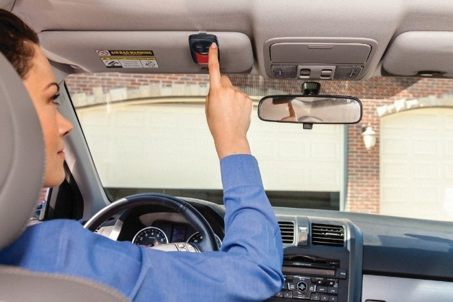 Have you run into a problem with your garage door opener